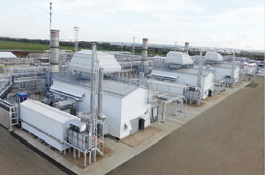 Gas compression systems for LUKOIL-Permnefteorgsintez petrochemical facilities (Russia)